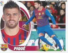 05 PIQUE ESPANA FC. BARCELONA STICKER CROMO LIGA 2013 PANINI