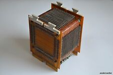 Very Rare Vintage USSR Soviet Magnetic Ferrite Core Memory Cube PDP-8 Saratov-2
