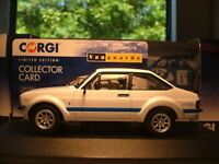 WOW SUPERB NEW VANGUARDS 1/43 1976 FORD ESCORT MK2 RS1800 RHD FOREST ARCHES NLA