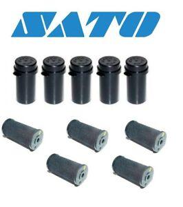 Sato Nor 3/9, Kendo, Judo Price Gun Ink Rollers - Pack of 5 - WB9011018 FREE DEL