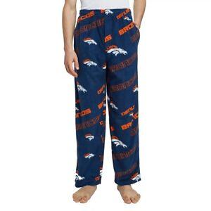 Denver Broncos Men's Lounge Pants with Pockets - MSRP $35 - FREE SHIP!
