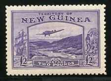 NEW GUINEA SCOTT#C44 MINT NEVER HINGED EVENLY TONED FULL ORIGINAL GUM