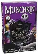 Munchkin Nightmare Before Christmas Card Game PSI MU004-261