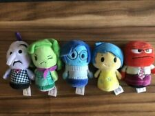 New listing Hallmark Itty Bittys Inside Out Disney Pixar lot of 5 joy plush stuffed animals