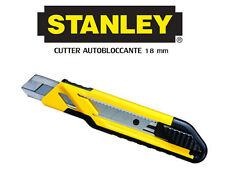 Cutter autobloccante professionale lama 18mm. STANLEY 10-280