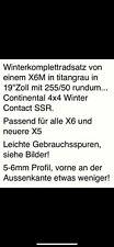 Bmw X5 X6 M-Alu mit Winterreifen