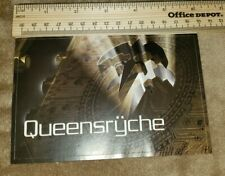 Queensryche Q2K promo postcard sticker free Us shipping