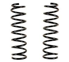Pair Set of 2 Rear Bilstein B3 Coil Springs For BMW E60 5-Series STD Suspension