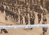 Waldshut - Kilbi - Festumzug der Schützen - um 1925 -  P 6-17-1