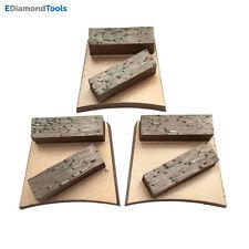 Concrete Grinding Discs for Fast Change Grinders #30/40 Grit Soft Bond 3 pcs