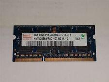 Mémoires RAM Hynix pour ordinateur pour DIMM 204 broches, 2 Go par module