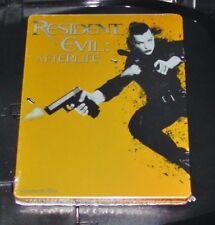 Resident Evil Afterlife Limitada Steelbook Blu Ray más Rápido Envío Nuevo & Ovp
