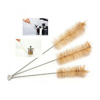 Lab Set Chemistry Test Tube Bottle Cleaning Brushes Wash Cleaner Laboratory BH