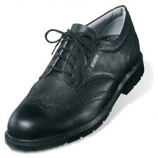 uvex Brogue Safety Shoes Size 6UK Full Leather Upper For Office/Warehouse Work