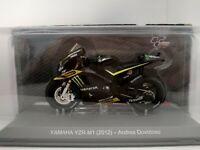 1/18 YAMAHA YZR M1 2012 A. DOVICIOSO MOTOGP MOTO GP IXO ALTAYA ESCALA DIECAST