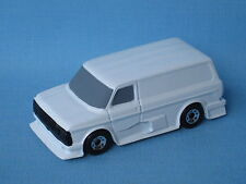Matchbox Ford Transit Supervan II White Resin Model Pre-Production RARE Pre-pro