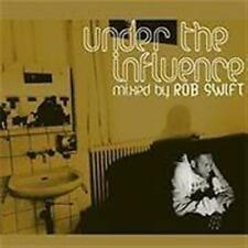 UNDER THE INFLUENCE: Mixed By Rob Swift: CD NEW