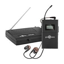Wireless in Ear Monitor System by Gear4music - 3 Receivers