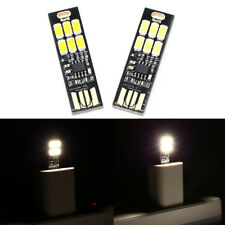 Hotsale Mini 5V USB Power LED Licht Touch Dimmer LED Nacht Lampe Karte WH