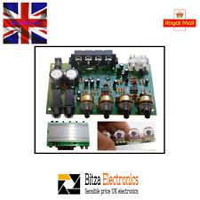 60 W Hi-fi 12 V estéreo amplificador de potencia de Audio Placa UK