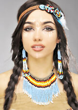 Native Indian Princess Jewellery with Headband