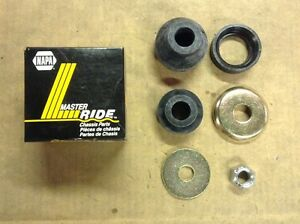 NEW NAPA HB1245K Radius Arm Bushing Chassis Front - Fits 79-86 Ford
