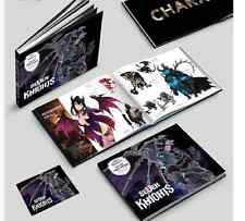 The Art of Seven Knights Book Game Netmarble Korea Hero Noho Coupon Gift Collect