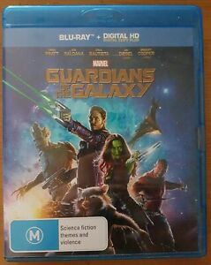 Guardians of the Galaxy - Blu Ray