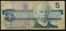 .Paper Money Canada 1986 5 dollars EPP4672621