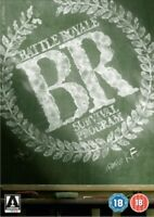 Nuovo Battle Royale DVD