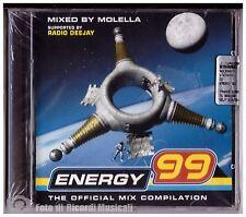 ENERGY 99 Mixed By Molella **NUOVO SIGILLATO**