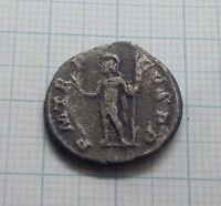 Original Antique Coin Silver ROMAN DENARIUS Severus Alexander 222-235 A.D# 0900