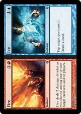 Fire/Ice MTG Duel Decks: Izzet vs. Golgari EDH