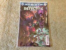 Detective Rebirth 938 Martinez cover Version A comic book Dc Comics batman