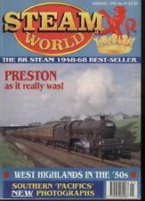 STEAM WORLD MAGAZINE - January 1995
