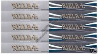 Rizla King Size Rolling Papers Rizla Silver and Micron Kingsize Paper Set