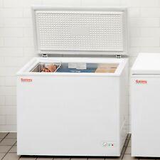 New 30 Ice Cream Glass 52 Cu Ft Freezer Chest Showcase Display Commercial Etl