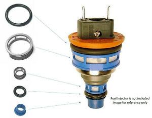 Fuel Injector Kit Standard TJ63 fits 90-95 Suzuki Samurai 1.3L-L4