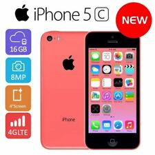 New Apple iPhone 5c 16GB Sim Free Factory Unlocked Smartphone - Pink Colour