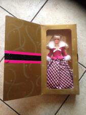 Barbie Exclusivité Avon Rhapsodie Hivernale NRFB Neuve dans la boîte N°16353