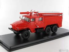 SSM 83ssm1230 Oural 375n pompiers ac-40 échelle: 1:43