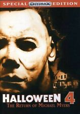 Halloween 4: The Return of Michael Myers [Special Edition] (REGION 1 DVD New)