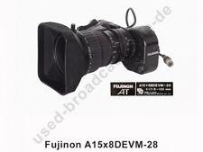 Fujinon camera lens a 15 x 8 DEVM - 28