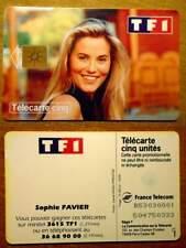 Gn 219 - TF1 - SOPHIE FAVIER - NEUVE - TIR. : 5 000 ex