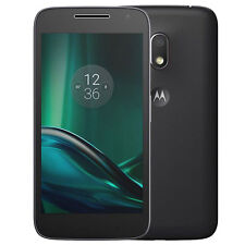 "Motorola Moto G4 PLAY XT1601 5"" 16GB 4G LTE Dual SIM GSM Unlocked Phone Fr Parts"