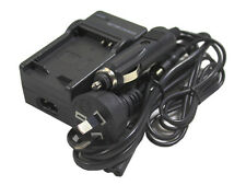 Mains Battery Charger for Nikon EN-EL3e EN-EL3 EN-EL3a MH-18 MH-18a D700 Camera