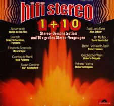 Hifi Stereo 1+10-Stereo-Demonstration.. Waldo de los Rios, Heinz Schachtn.. [LP]