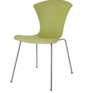 Kartell Nihau Dining Chair Green Dresser Chair Slight Mark SALE RRP £158