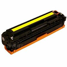 Compatible CB542A 125A Yellow Toner For HP Color LaserJet CM1312 CP1215 CP1515