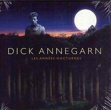 COFFRET 3 CD 30T DICK ANNEGARN LES ANNEES NOCTURNES DE 2007 NEUF SCELLE